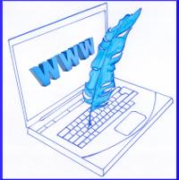 Web-Schreibfeder